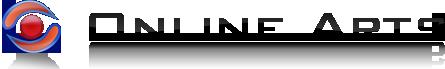 Online Arts Logo